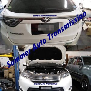 TOYOTA HARRIER GEARBOX REPAIR
